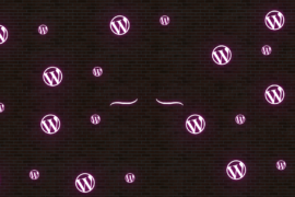 My First Wordpress Blog