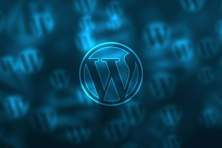 Set Up Your First WordPress Blog